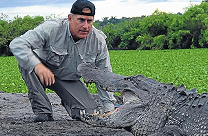 Brady slider croc cropped